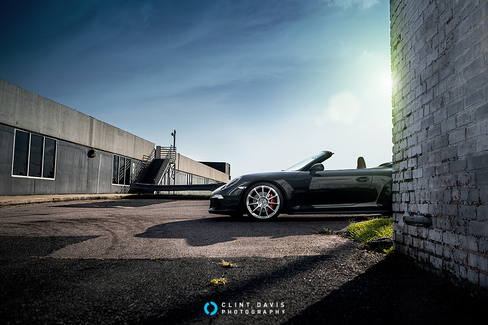2014 Porsche 911 Carrera 4S HRE wheels