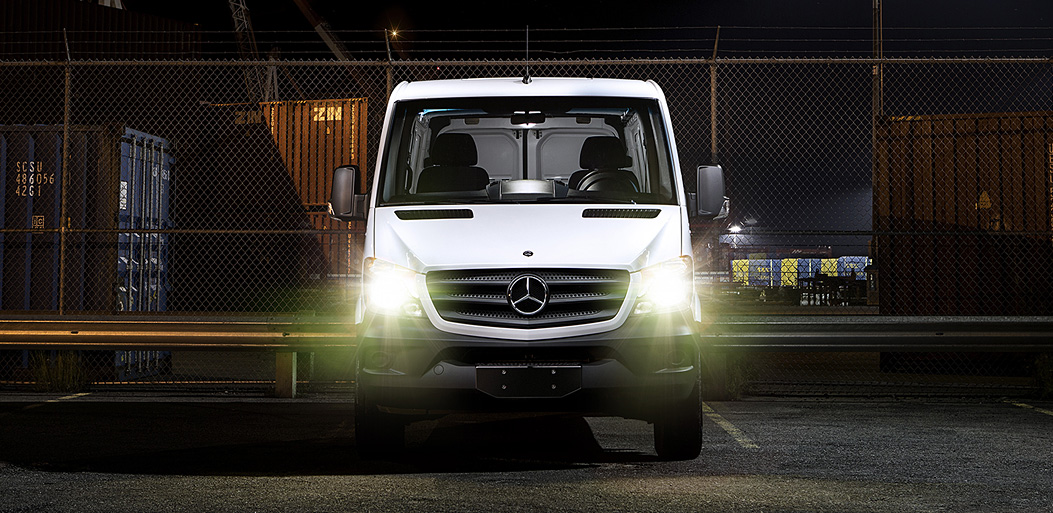 2014 Mercedes-Benz Sprinter campaign