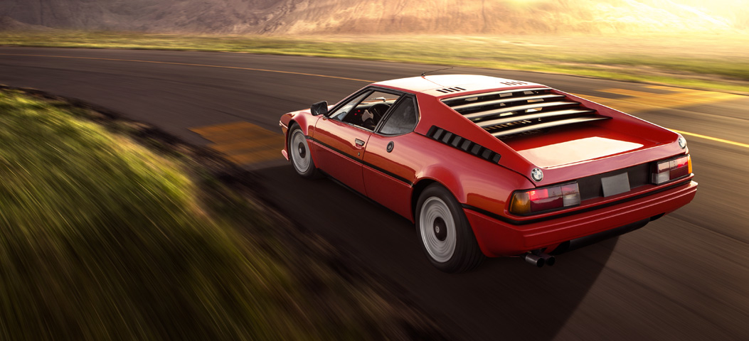 BMW M1: A legend of the 80's