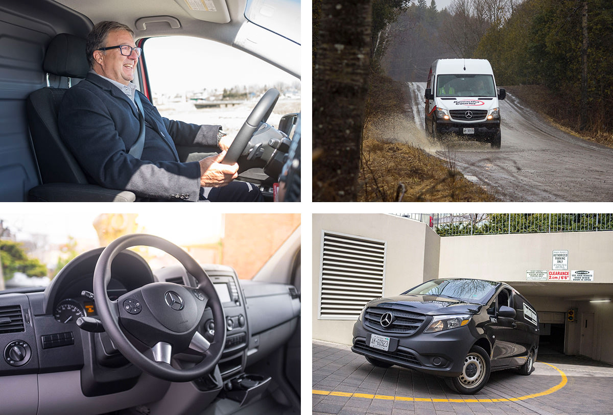 Mercedes-Benz Vans Owners' Spotlight