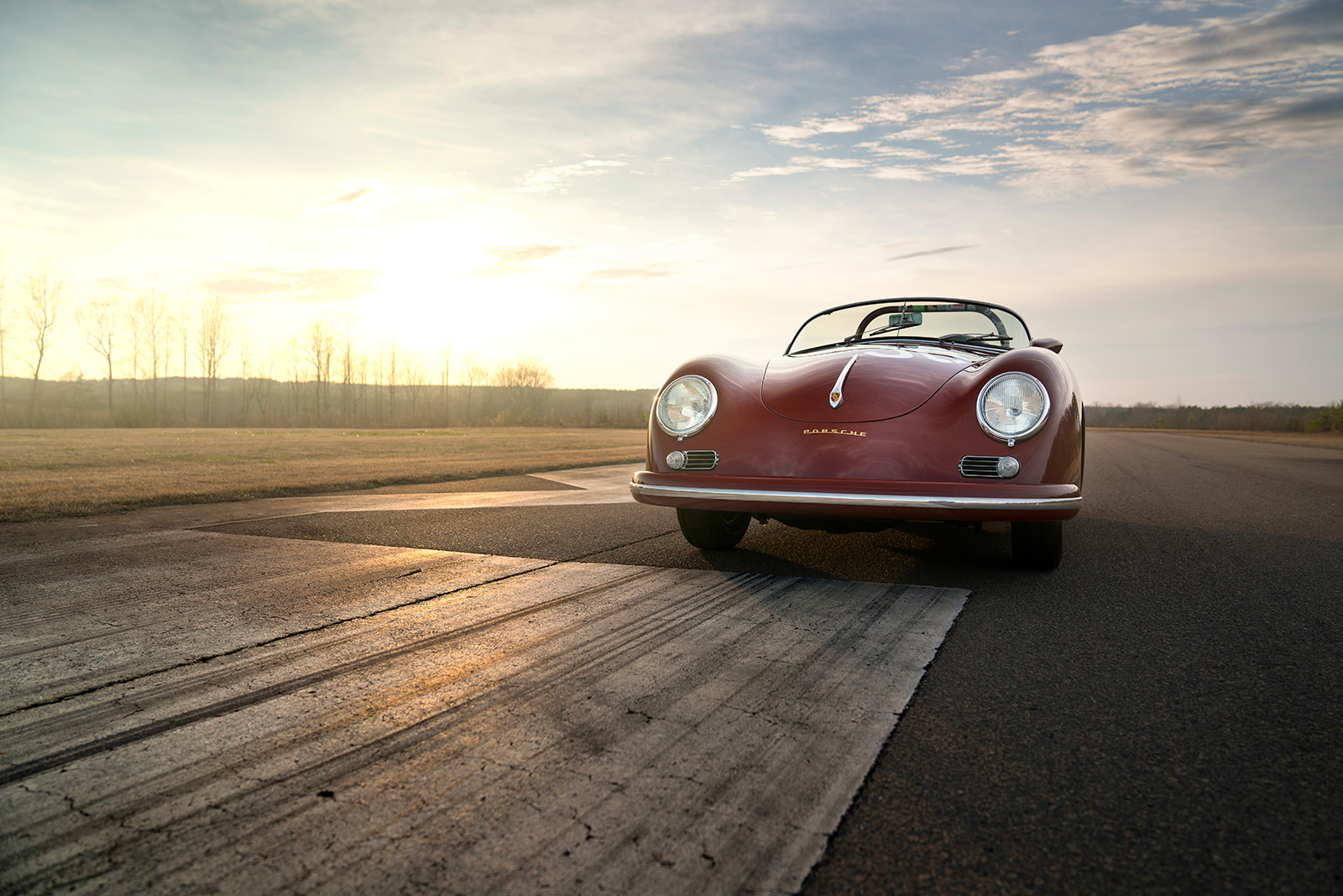 000 Magazine: A Pair of 356 Rubies