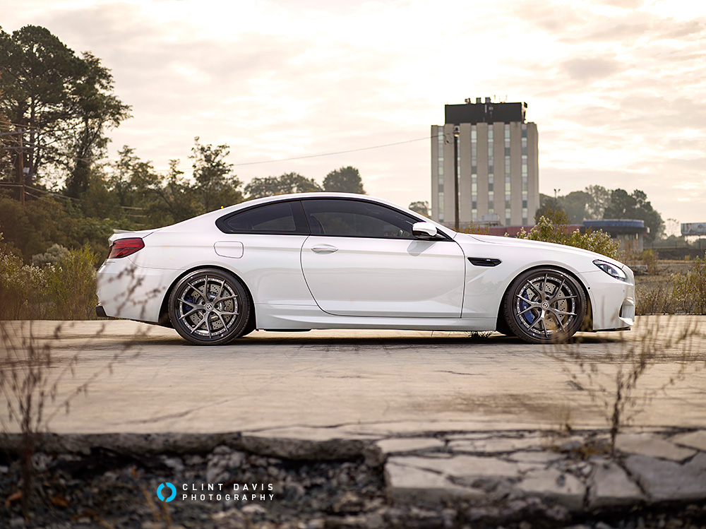 BMW M6 built by GMP Peformance on HRE wheels