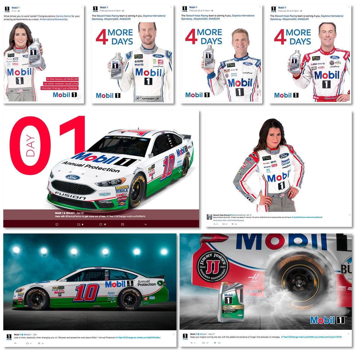 Mobil 1 NASCAR Shoot